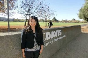 留学インタビュー (16) University of California, Davis (Part1)