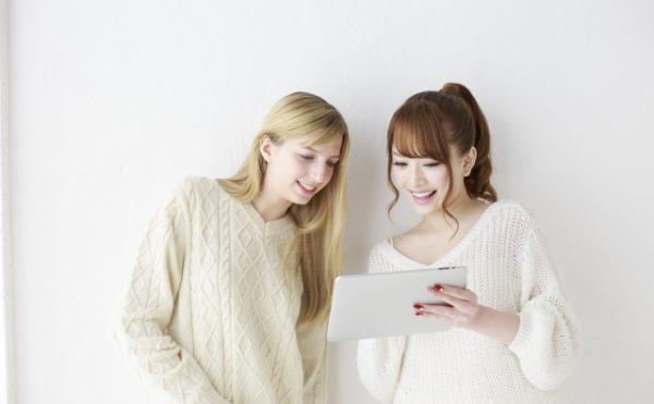 海外留学 外国人と会話 イメージ