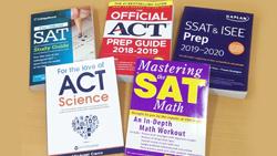 SAT ACT テキストブック イメージ