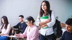 海外 学生 イメージ