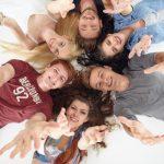 アメリカ 学生 イメージ