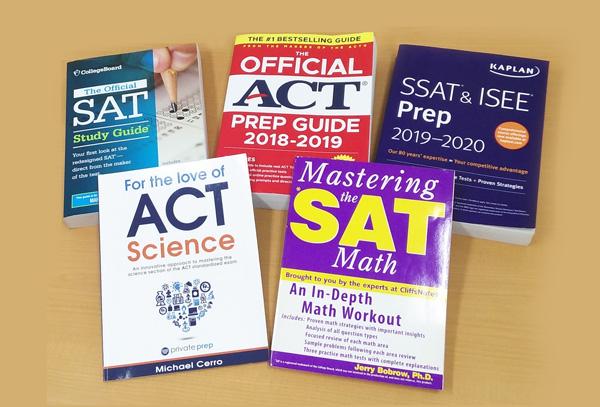 SAT対策・SSAT対策・ACT対策テキスト